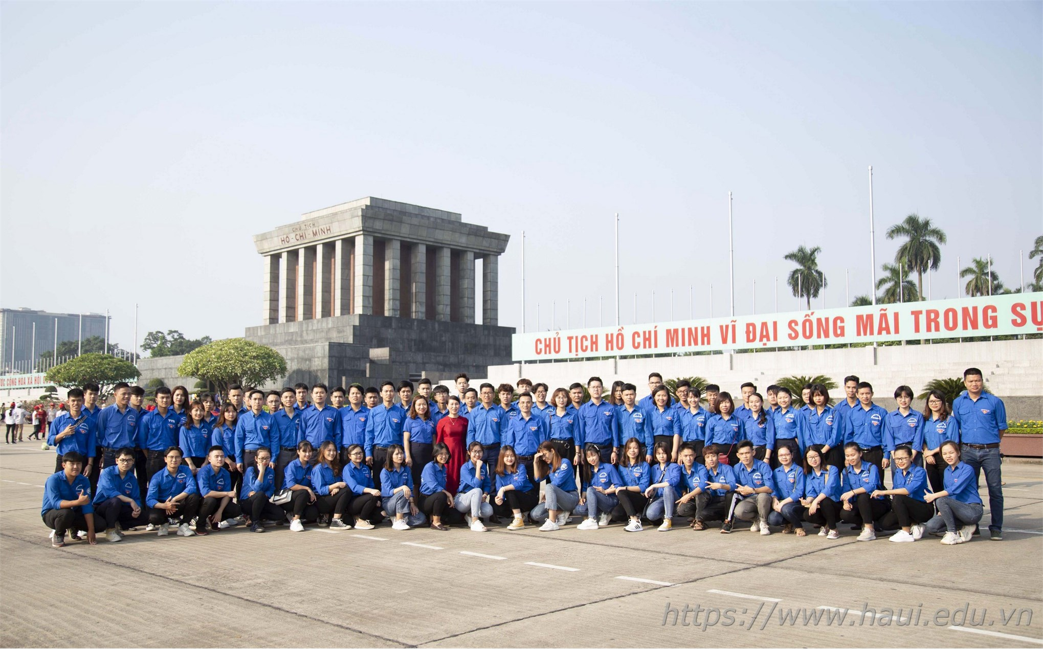 Tuổi trẻ Trường Đại học Công nghiệp Hà Nội tiên phong, bản lĩnh, đoàn kết, sáng tạo, hội nhập