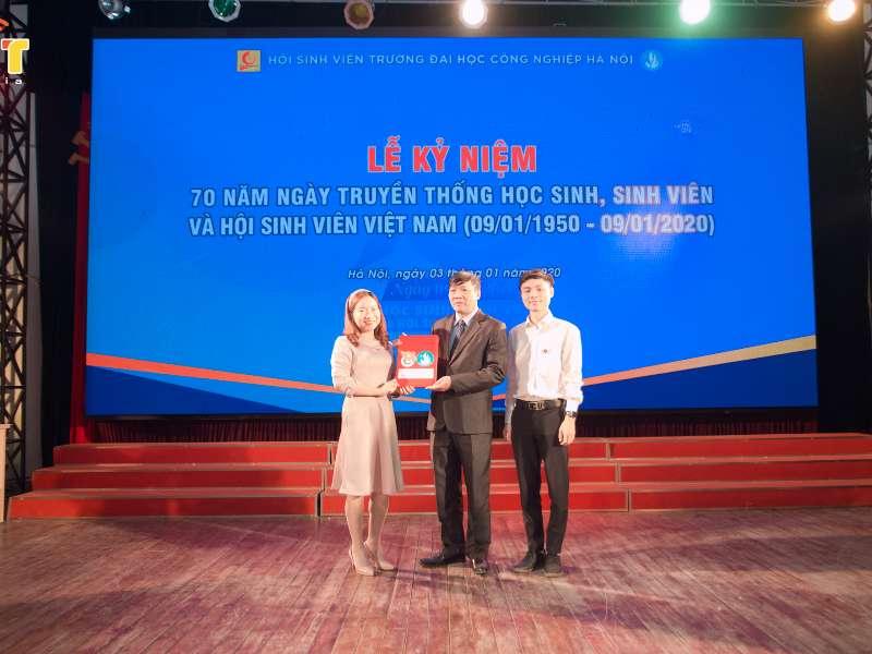 Kỷ niệm 70 năm ngày truyền thống Học sinh Sinh viên và Hội Sinh viên Việt Nam (09/01/1950 - 09/01/2020)